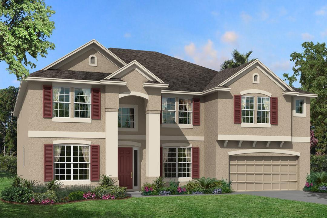 Single Family for Sale at Terralargo - Grandsail Iii 1745 Via Lago Drive Lakeland, Florida 33810 United States