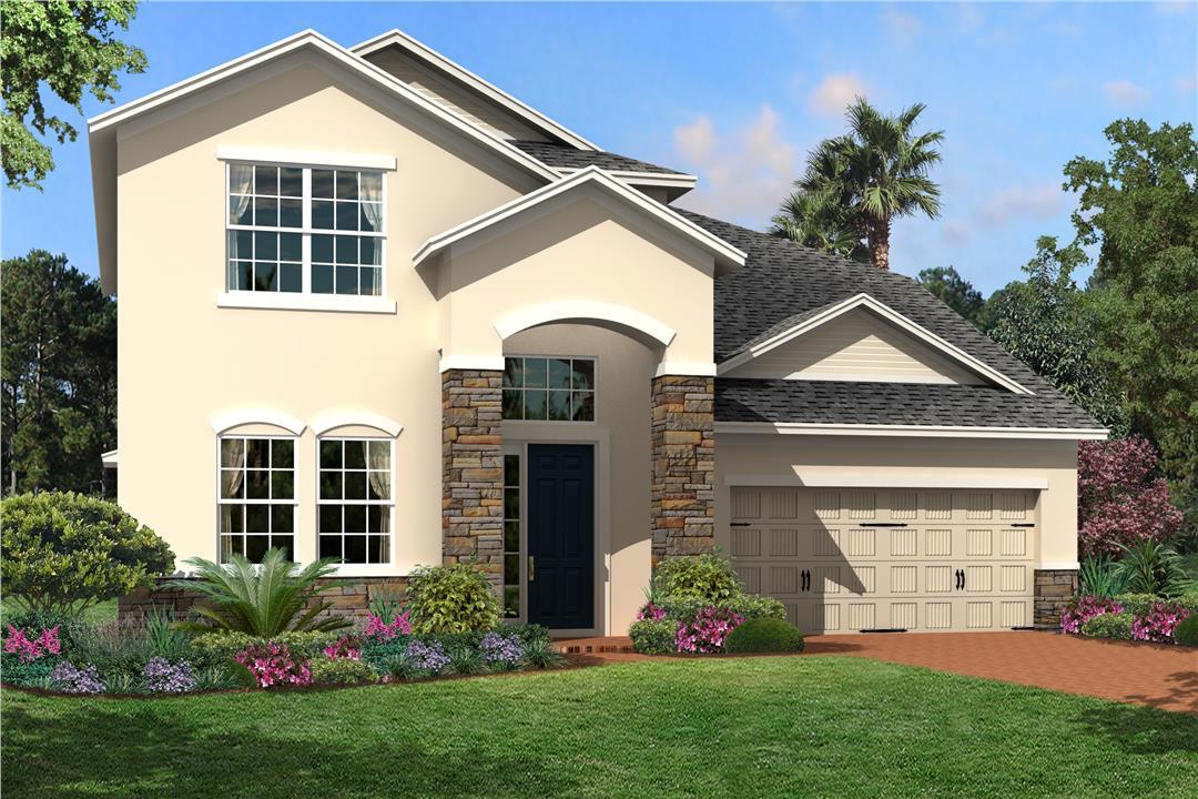 Single Family for Sale at Fairfield 31931 Geoff Way Sorrento, Florida 32776 United States