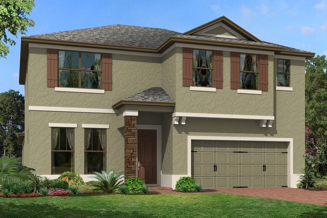 Pulte homes lakeshore at narcoossee oasis 1172702 saint for Lakeshore design builders