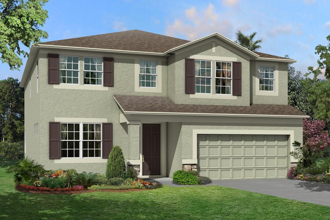 Single Family for Sale at Terralargo - Sonoma Ii 1745 Via Lago Drive Lakeland, Florida 33810 United States