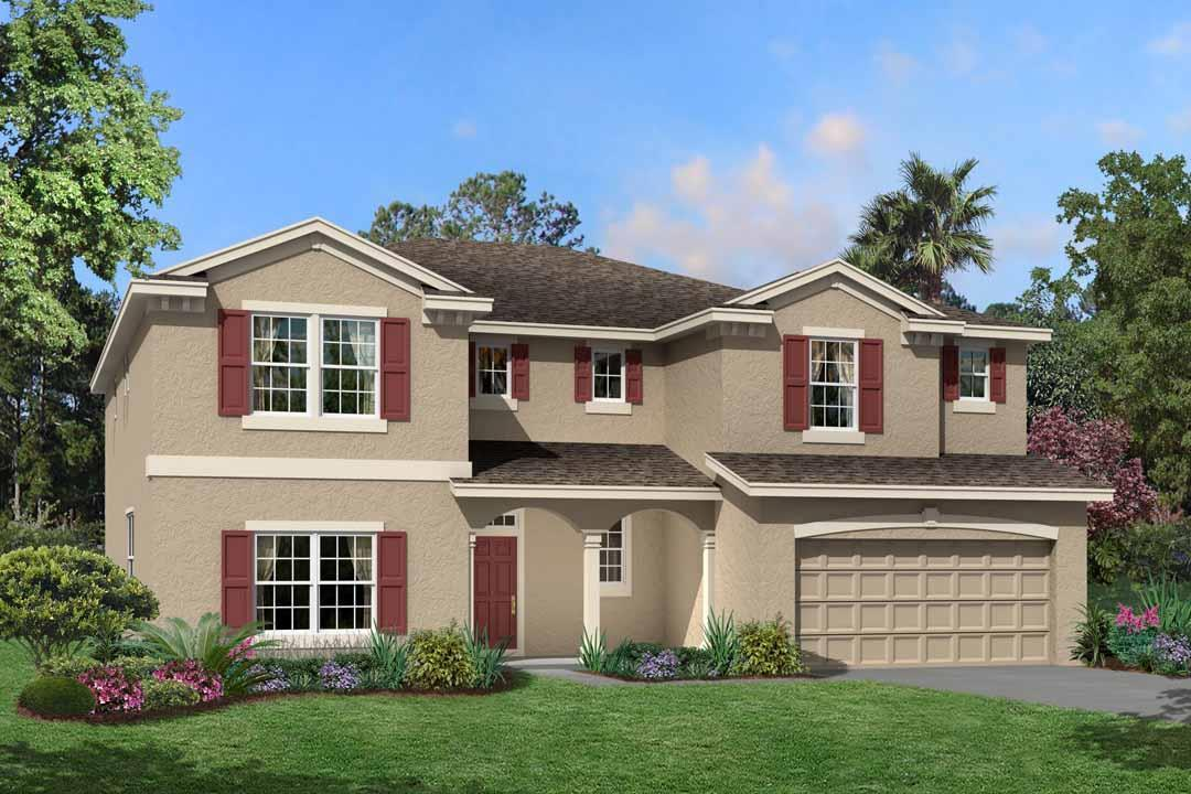 Single Family for Sale at Terralargo - Palazzo 1745 Via Lago Drive Lakeland, Florida 33810 United States