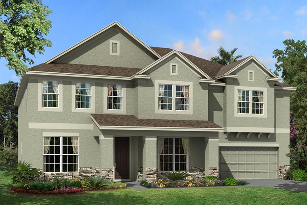 Single Family for Sale at Terralargo - Grandshore Ii 1745 Via Lago Drive Lakeland, Florida 33810 United States