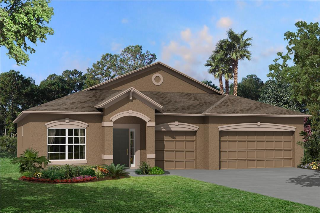 Single Family for Sale at Barcello 18756 Cortes Creek Boulevard Spring Hill, Florida 34610 United States