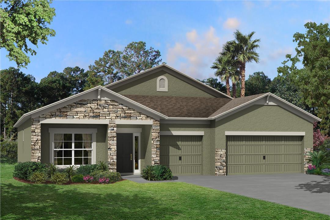 Single Family for Sale at Barcello 18851 Obregan Drive Spring Hill, Florida 34610 United States