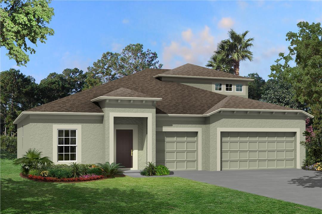 Single Family for Sale at Barcello Bonus 18944 Henequen Lane Spring Hill, Florida 34610 United States