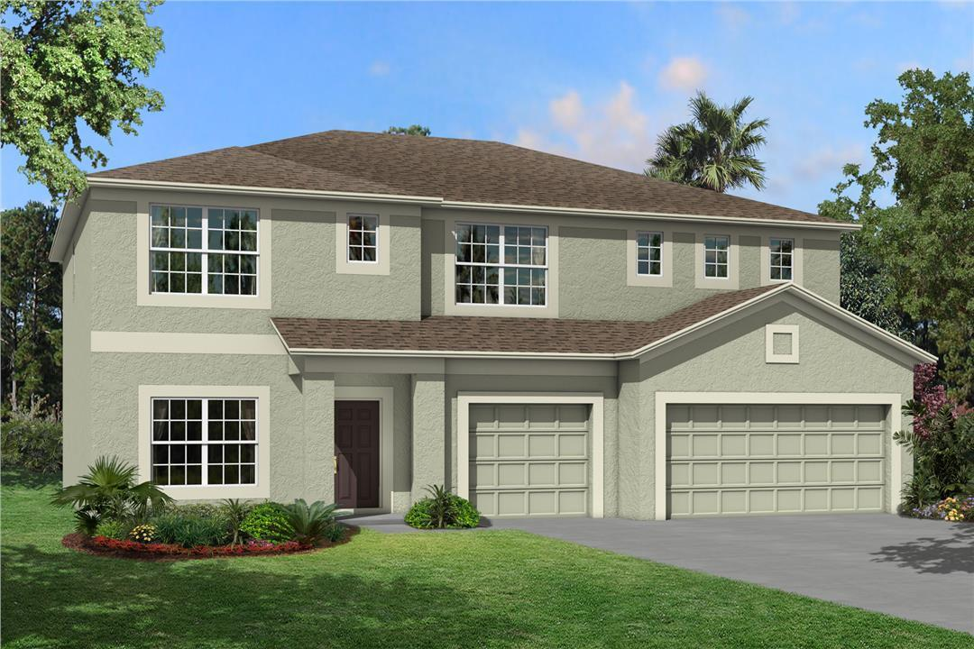 Single Family for Sale at Talavera - Dali 18904 Diego Circle Spring Hill, Florida 34610 United States