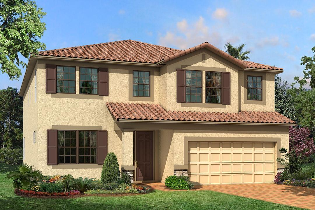 Single Family for Sale at Terralargo - Sonoma Ii 1745 Via Lago Drive Lakeland, Florida 33810 United States