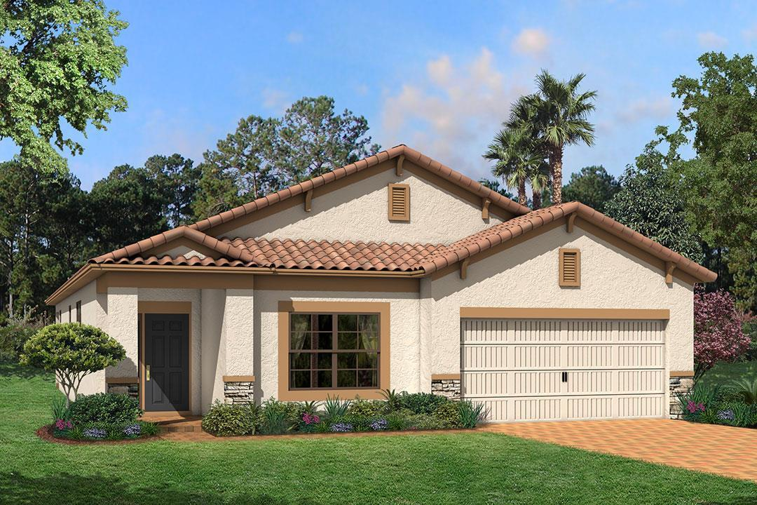Single Family for Sale at Newport Ii 3903 Vista Trace Way Lakeland, Florida 33810 United States