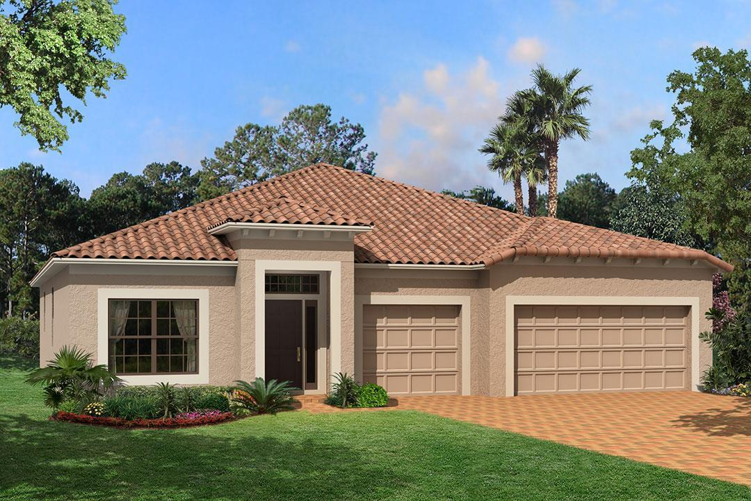Single Family for Sale at Terralargo - Corina Ii 1745 Via Lago Drive Lakeland, Florida 33810 United States