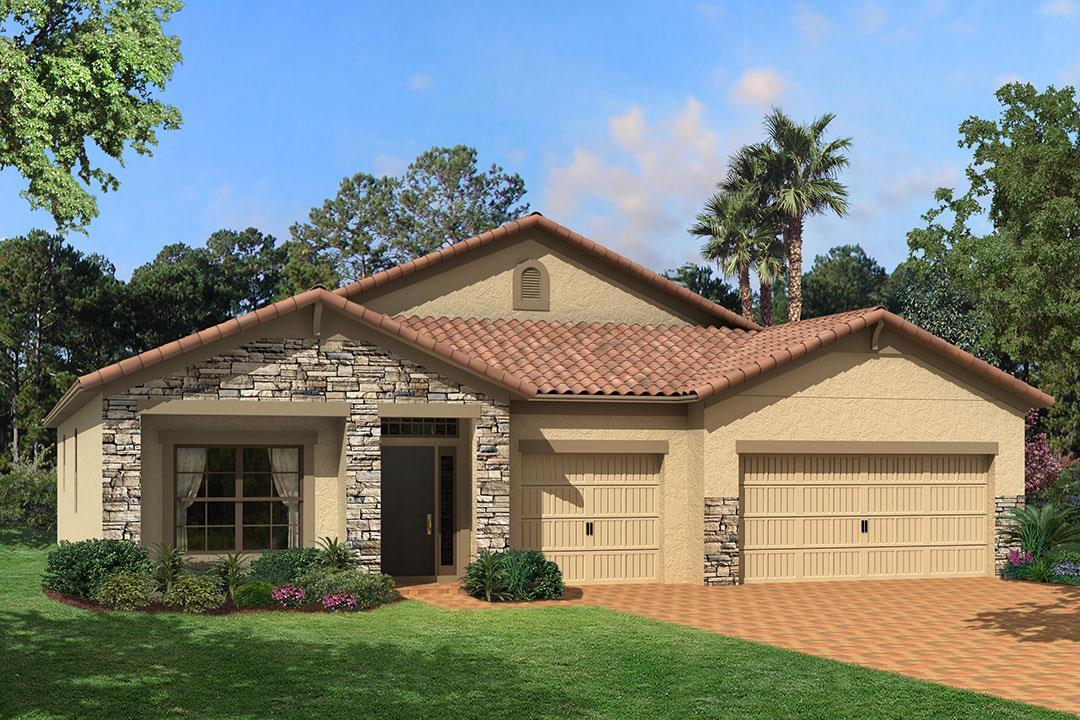 Single Family for Sale at Corina Ii 1929 Via Lago Drive Lakeland, Florida 33810 United States