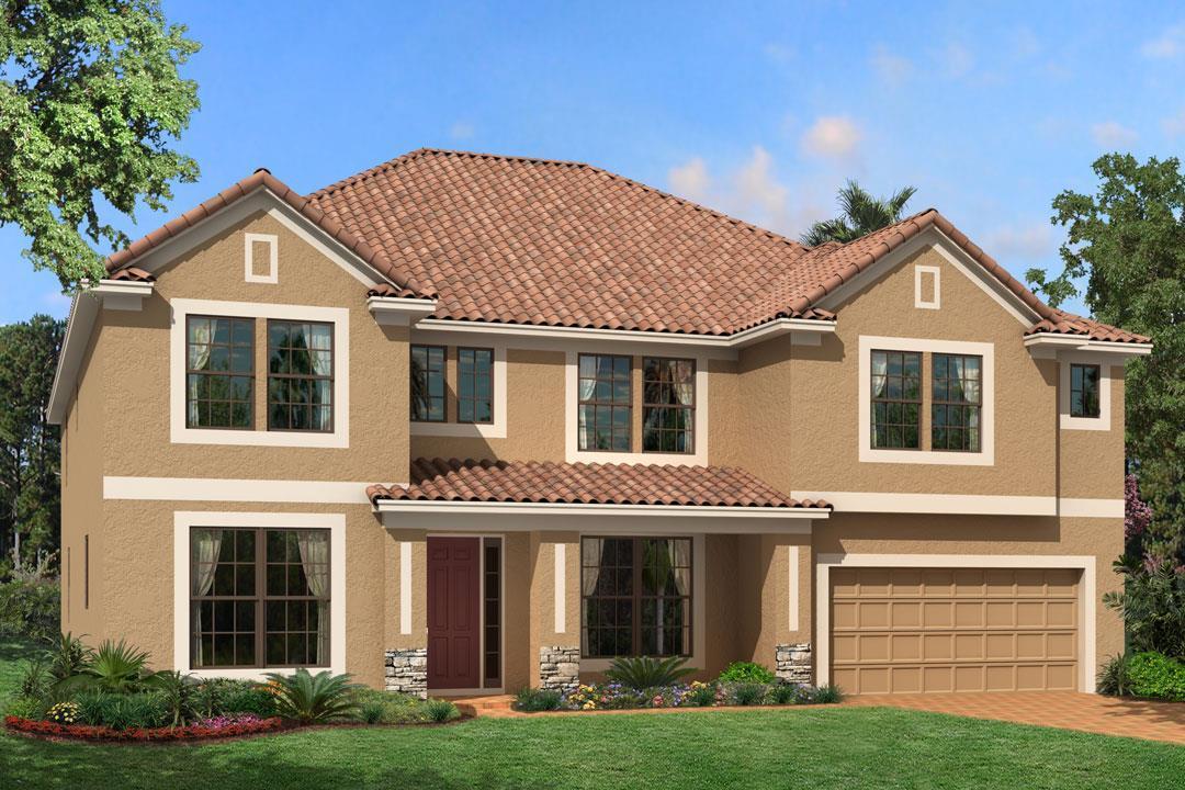 Single Family for Sale at Terralargo - Grandsail Iii 1745 Via Lago Drive Lakeland, Florida 33810 United States