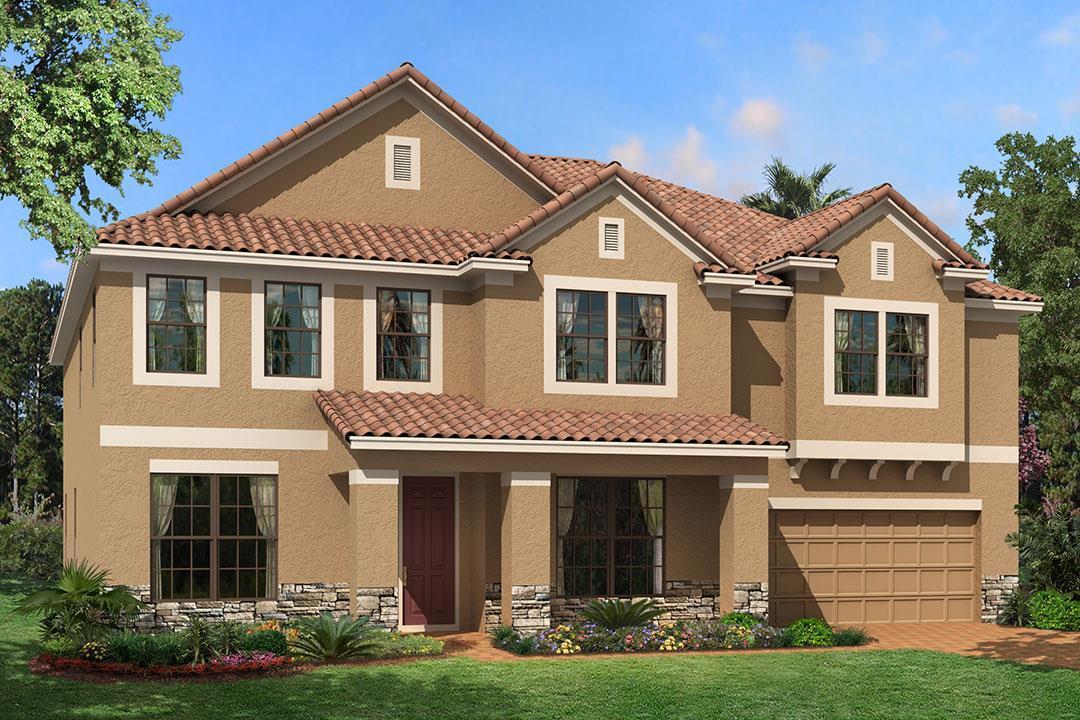Single Family for Sale at Terralargo - Grandshore Ii 1745 Via Lago Drive Lakeland, Florida 33810 United States