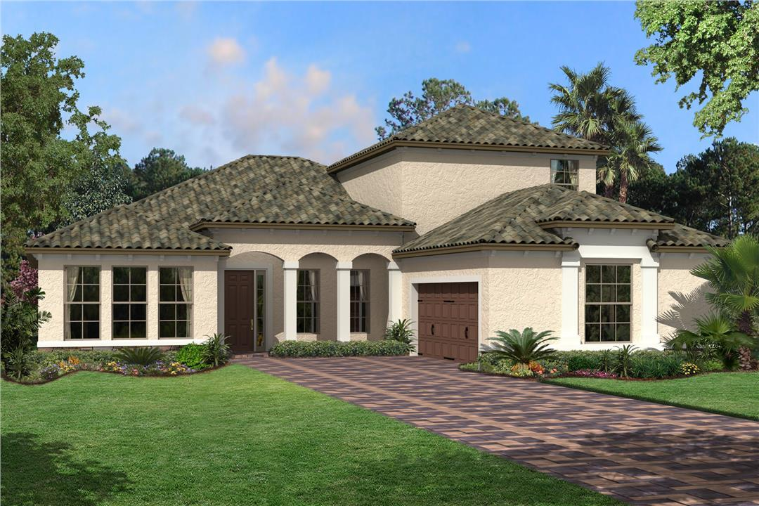 Single Family for Sale at Savannah Cy 107 Philippe Ct Debary, Florida 32713 United States