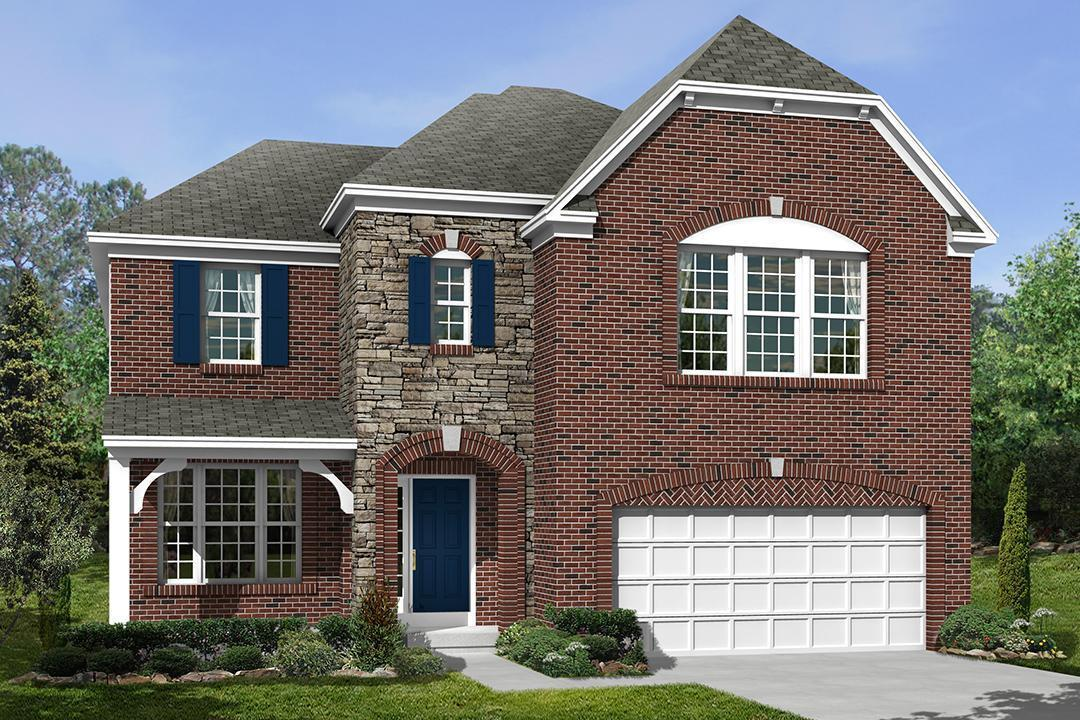 M I Homes Marlin Meadows Fairview Slab 1213132 Indianapolis In New Home For Sale Homegain