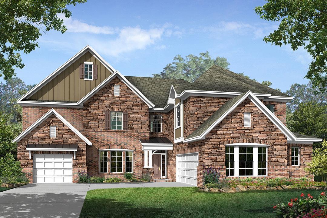 Single Family for Sale at Berkley 2501 Snap Dragon Drive Harrisburg, North Carolina 28075 United States