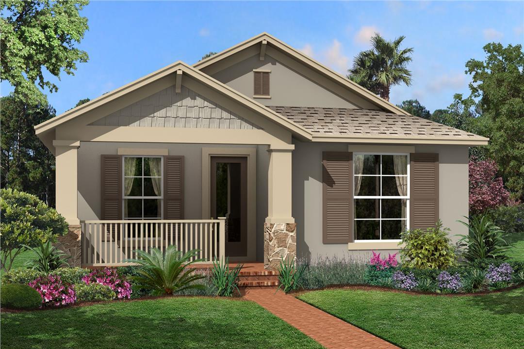 7025 Scarlet Ibis Lane Winter Garden FL New Home For Sale