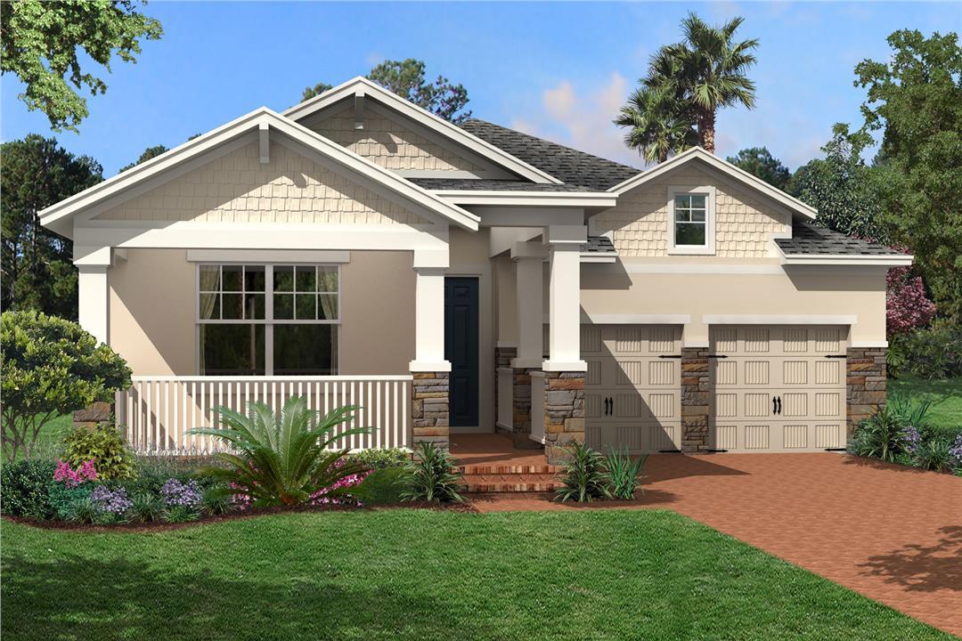 7025 Scarlet Ibis Lane Winter Garden Fl New Home For