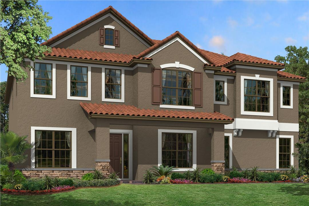 Один семья для того Продажа на Riviera Bella - Grandview Sl 107 Philippe Ct Debary, Florida 32713 United States