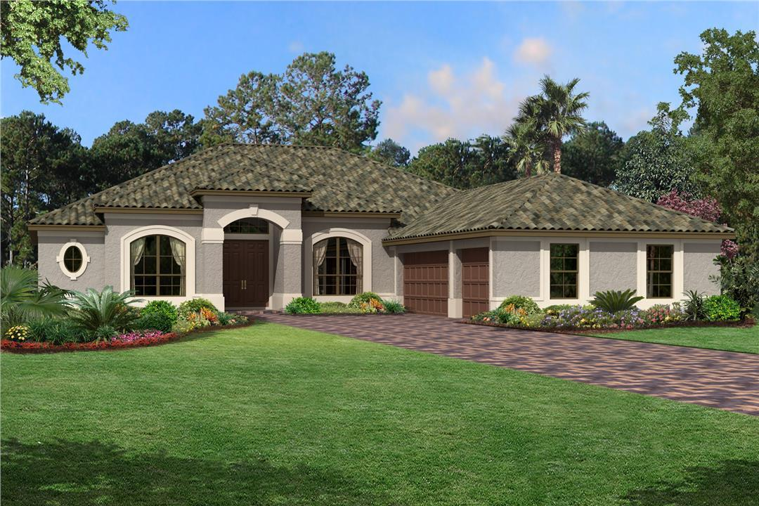 Single Family for Sale at Riviera Bella - Calabria Ii Cy 107 Philippe Ct Debary, Florida 32713 United States