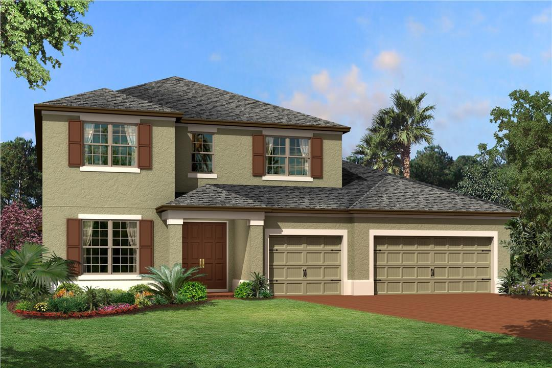 Single Family for Sale at Serenity At Redtail - Tradewinds Fl 31923 Redtail Reserve Blvd Sorrento, Florida 32776 United States