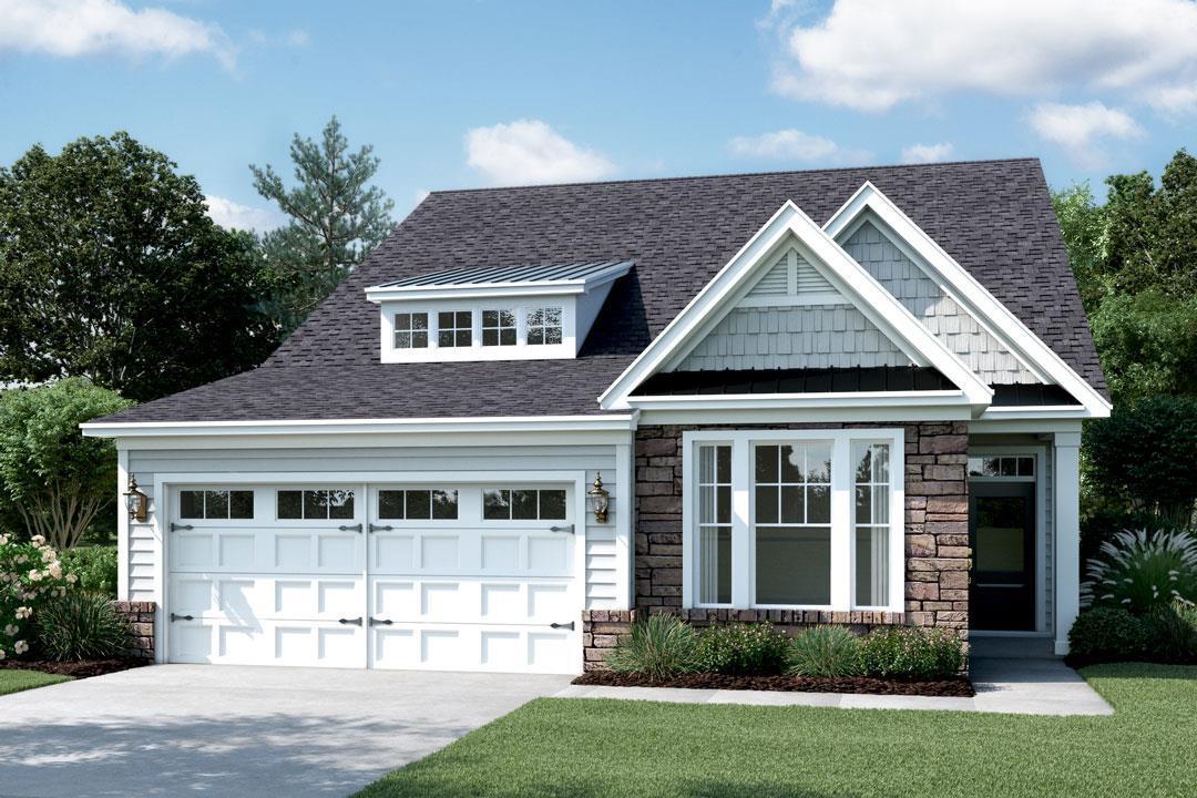 M i homes powell place burlington iv 1114915 durham nc for Home builders in burlington nc