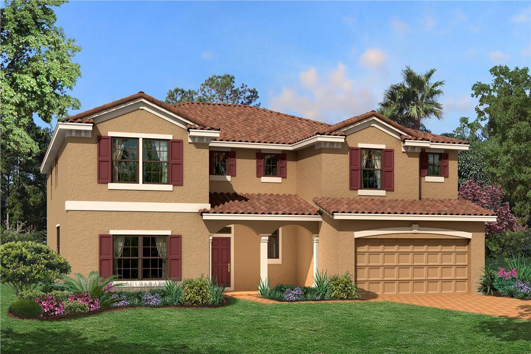 Single Family for Sale at Terralargo - Palazzo 1745 Via Lago Drive Lakeland, Florida 33810 United States