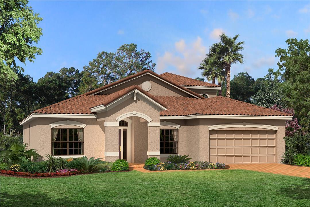 Single Family for Sale at Terralargo - Roxbury 1745 Via Lago Drive Lakeland, Florida 33810 United States