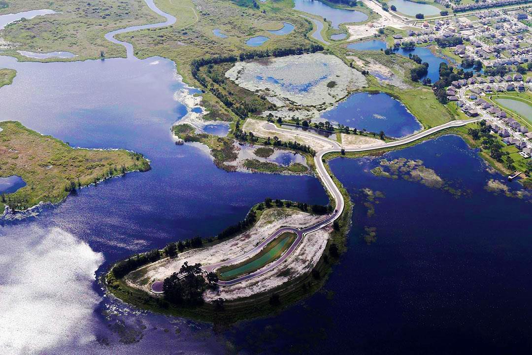 Unique la famille pour l Vente à Grandview Fl 16198 Johns Lake Overlook Drive Winter Garden, Florida 34787 United States
