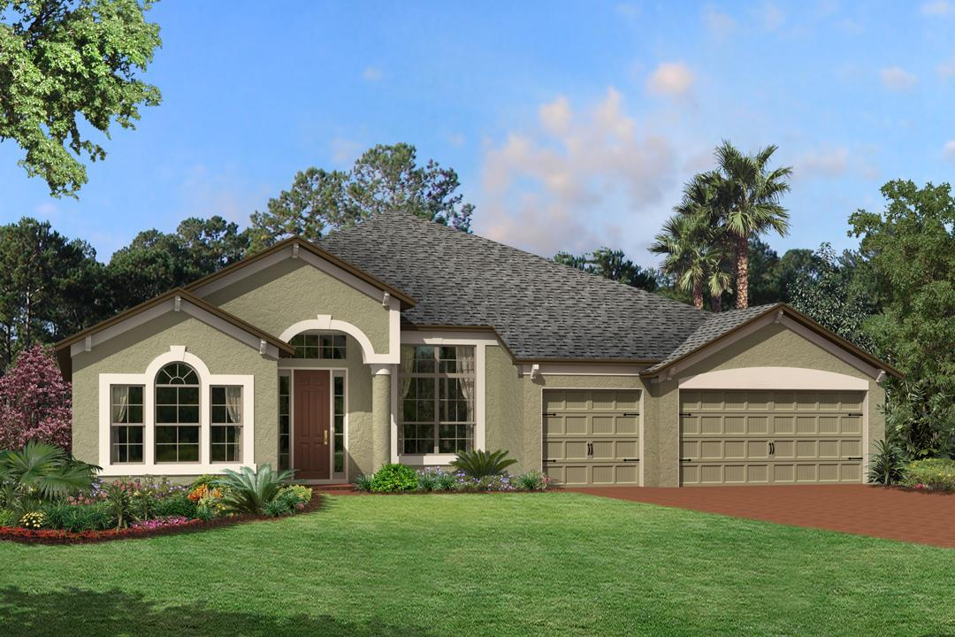 Single Family for Sale at Riviera Bella - Brookhaven Fl 107 Philippe Court Debary, Florida 32713 United States