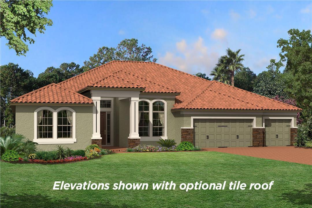 Additional Photo For Property Listing At Hickory Hammock   San Marino Ii Fl  16205 Great Blue