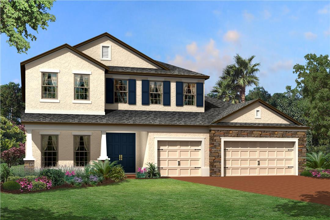 Single Family for Sale at Serenity At Redtail - Tradewinds Fl 31923 Redtail Reserve Boulevard Sorrento, Florida 32776 United States