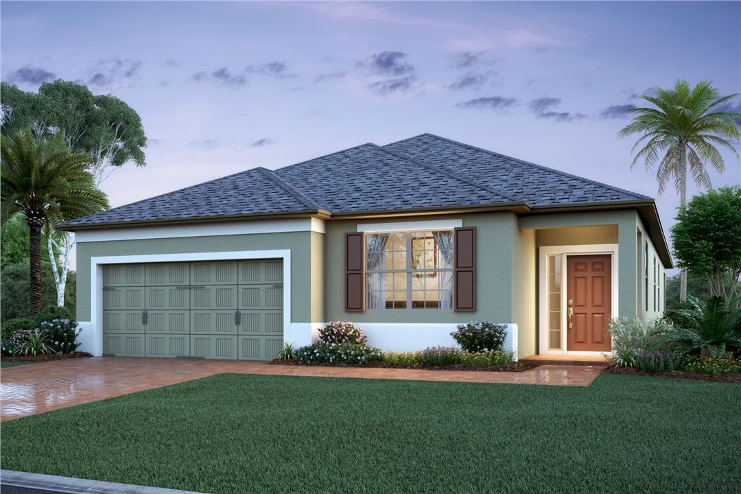 Single Family for Sale at Serenity At Redtail - Capistrano Ii 31923 Redtail Reserve Boulevard Sorrento, Florida 32776 United States