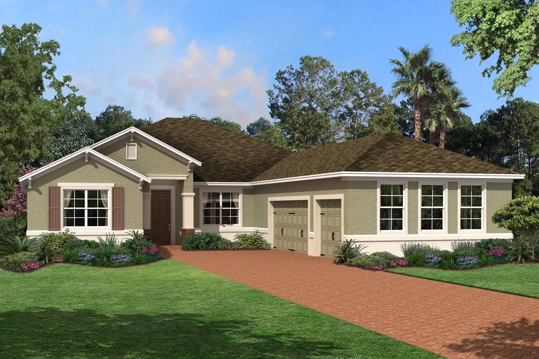 Single Family for Sale at Riviera Bella - Savannah Cy 107 Philippe Court Debary, Florida 32713 United States
