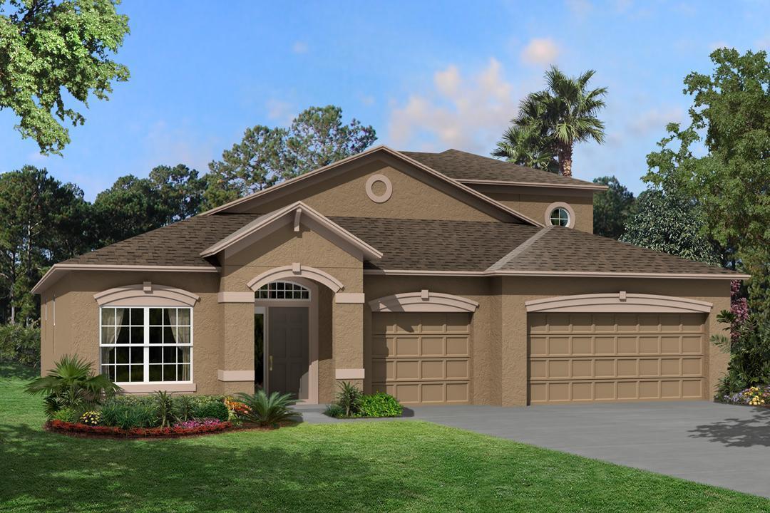 Single Familie für Verkauf beim Corina Ii Bonus 10703 Morning Dew Way Tampa, Florida 33647 United States