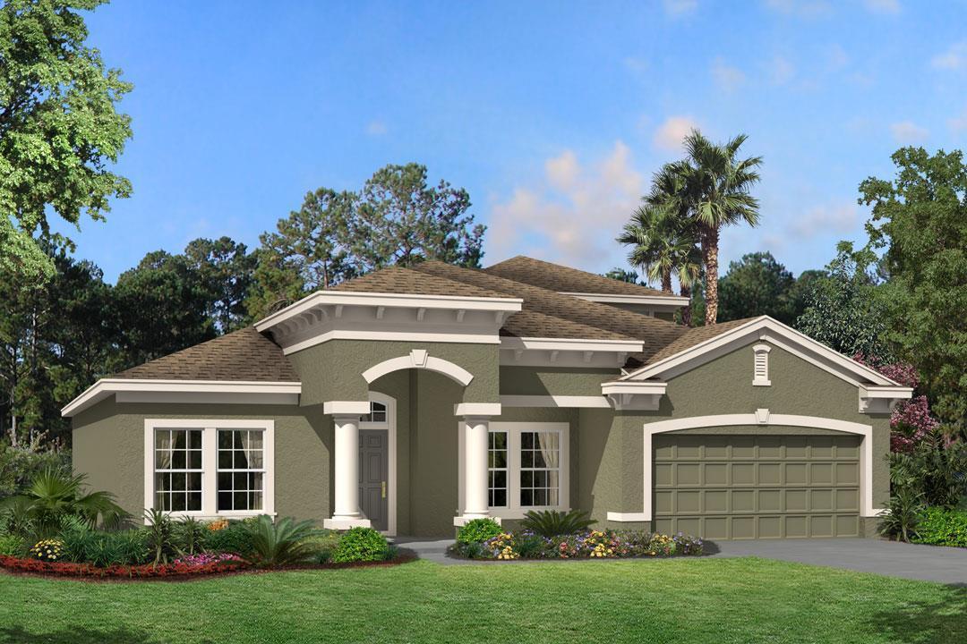 Unifamiliar por un Venta en Roxbury 1782 Cherry Walk Road Lutz, Florida 33558 United States