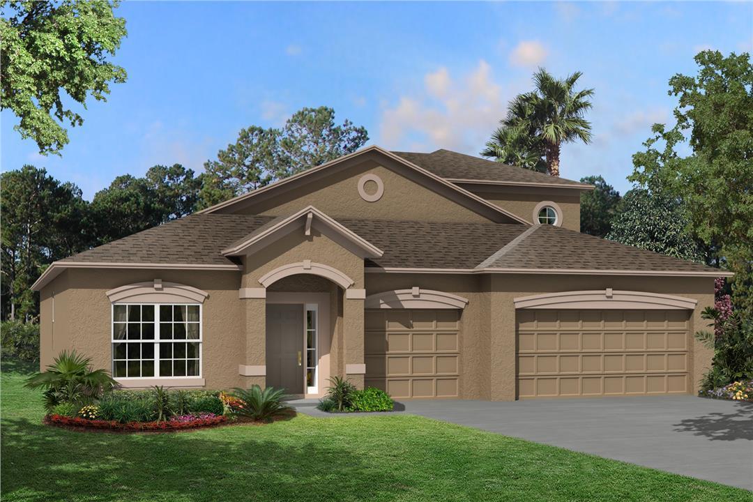 Single Family for Sale at Barcello Bonus 18786 Malinche Loop Spring Hill, Florida 34610 United States