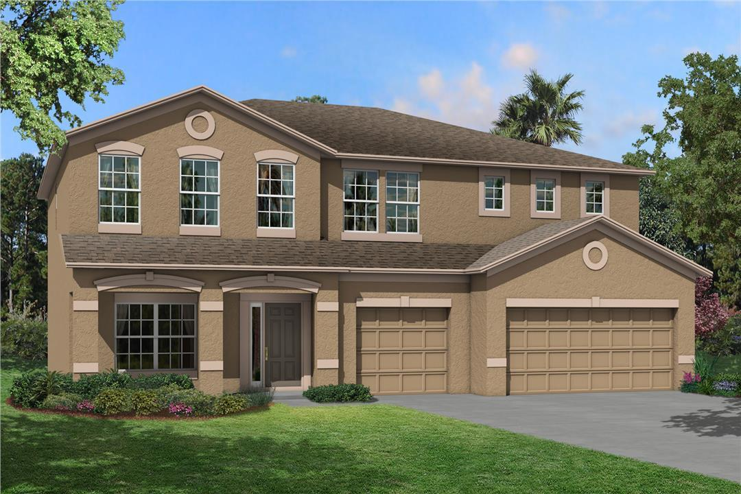 Single Family for Sale at Dali 18863 Diego Circle Spring Hill, Florida 34610 United States