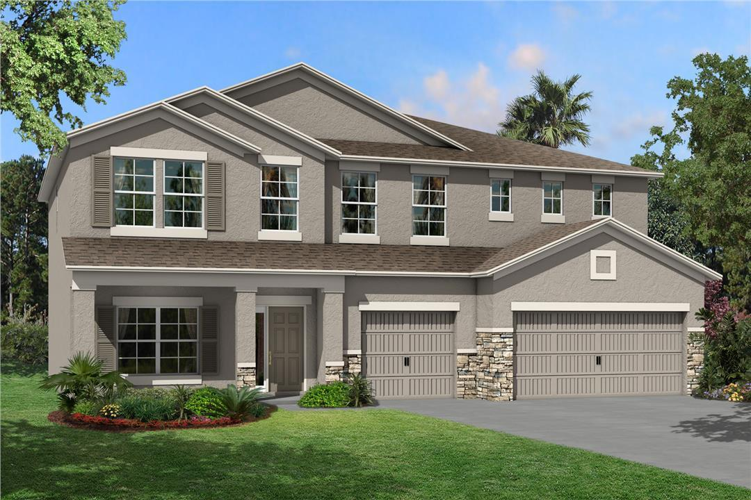 Single Family for Sale at Dali 18760 Obregan Drive Spring Hill, Florida 34610 United States
