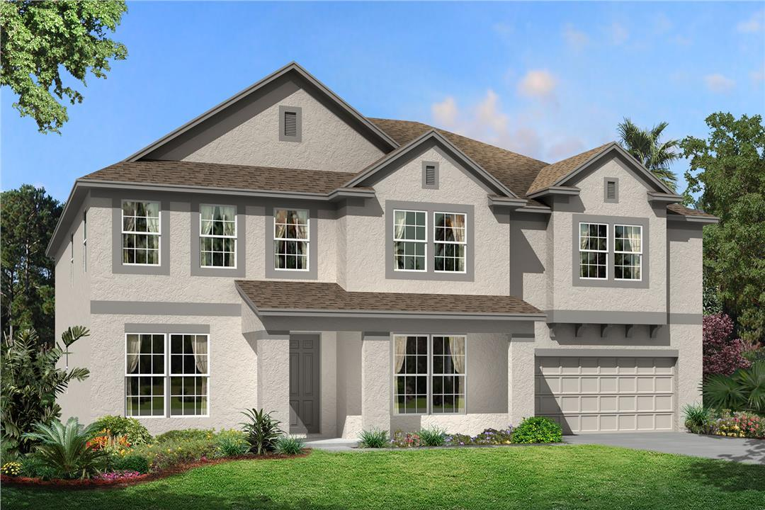 Single Family for Sale at Talavera - Premier - Amora 18904 Diego Circle Spring Hill, Florida 34610 United States