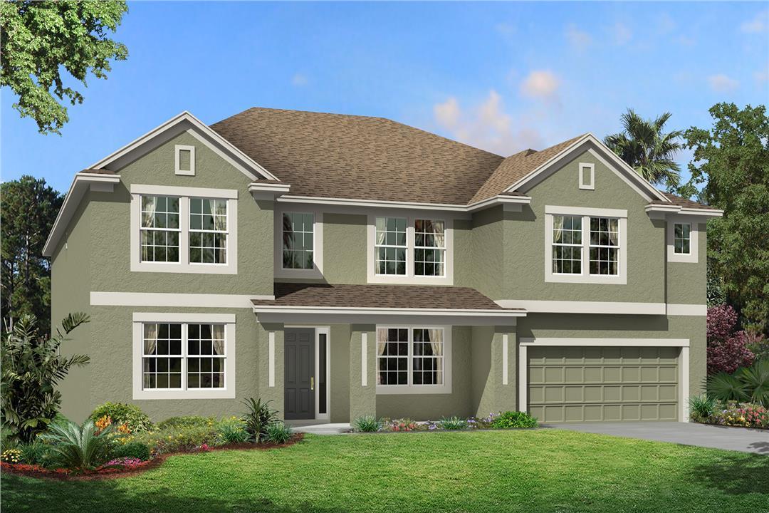 Single Family for Sale at Talavera - Premier - Renato 18904 Diego Circle Spring Hill, Florida 34610 United States