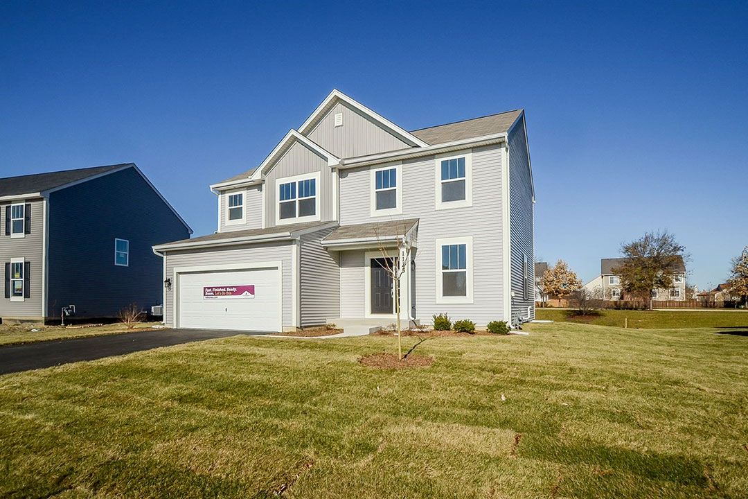 Real Estate at 1125 Woodiris Drive, Joliet in Will County, IL 60431