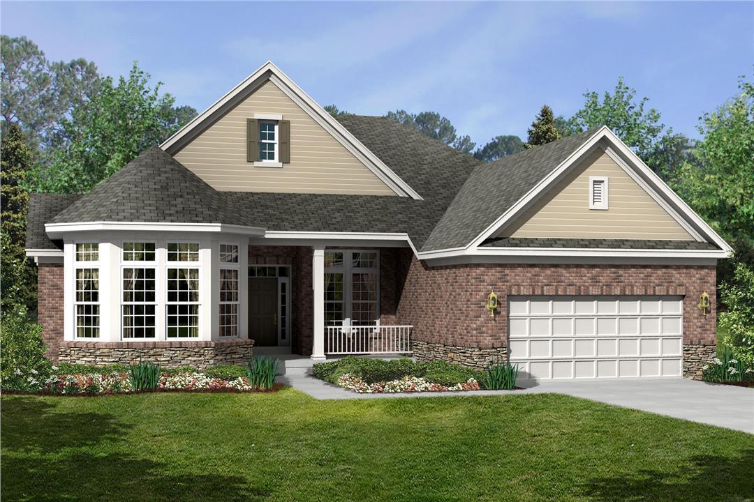 单亲家庭 为 销售 在 Thorton 6485 Walnut Point Way Liberty Township, Ohio 45011 United States