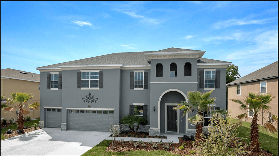 Single Family للـ Sale في The Manors At Lake Padgett - Amelia 21423 Carson Dr. Land O' Lakes, Florida 34639 United States