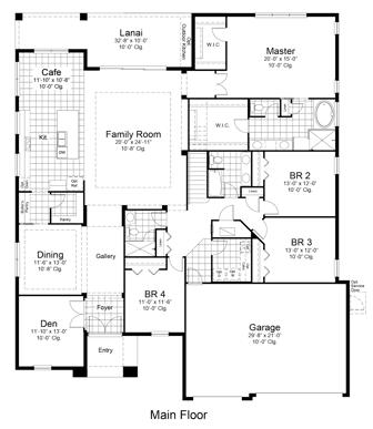 单亲家庭 为 销售 在 The Manors At Lake Padgett - Avery Ii 21423 Carson Dr. Land O' Lakes, Florida 34639 United States