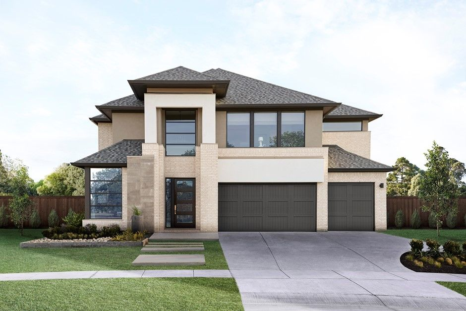 Single Family for Sale at Creekside At Colleyville - Barcelona Q1 Heritage Avenue And Cheek-Sparger Road Colleyville, Texas 76034 United States