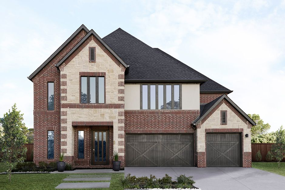 Single Family for Sale at Creekside At Colleyville - Zurich Q2 Heritage Avenue And Cheek-Sparger Road Colleyville, Texas 76034 United States