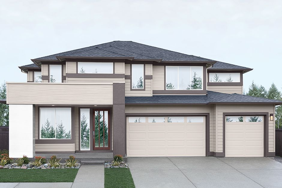 Mainvue Homes At Tehaleh New Homes In Bonney Lake Wa By