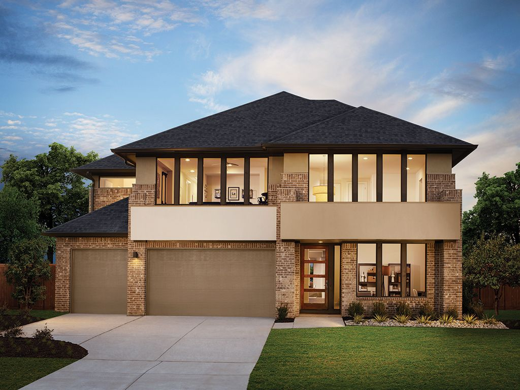 Fairwater New Homes In Frisco Tx By Mainvue Homes