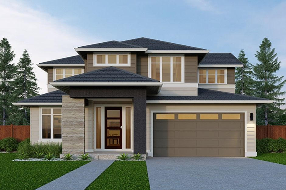 Arborvue At Fruitland New Homes In Puyallup Wa By Mainvue
