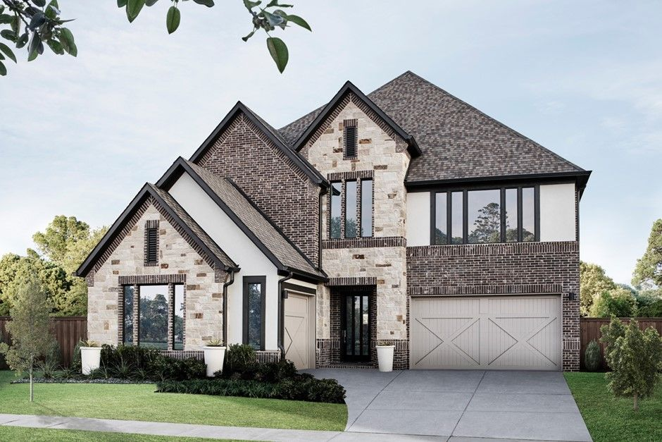 Windsong ranch new homes in prosper tx by mainvue homes for Main view homes